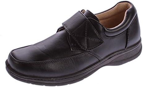 Magnus Herren Business Slipper Anzug Schuhe Klettverschluss CWbwf