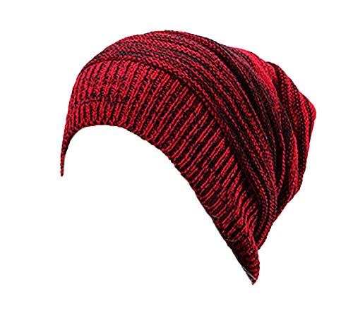 Hypoallergenic 100% Baby Alpaca Beanie Hat, 1 PCE, Silky Organic, Red