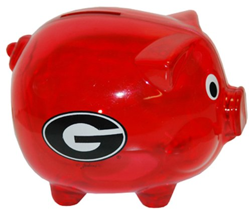 Bulldogs Fan Piggy Bank - 1