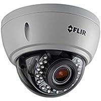 FLIR 1.3MP HD Motorized Varifocal WDR Vandal Dome Camera with 2.8-12mm F1.4 Lens