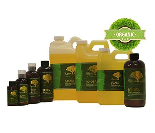 16 Fl.oz Premium Jojoba Oil Skin Nail Health Care Moisturizer by Liquid Gold