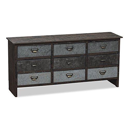 expresso 6 drawer dresser - 2