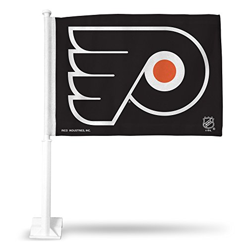 - Rico Industries NHL Philadelphia Flyers Car Flag