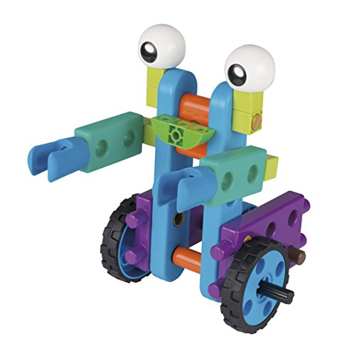 41xL3rQ rNL - Kids First Robot Engineer Kit and Storybook
