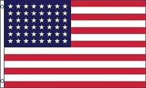 NeoPlex 3'x 5' bandera de Estados Unidos 48estrellas por NEOPlex