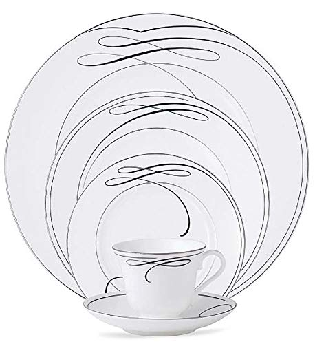 et Ribbon 5 Piece Place Setting ()