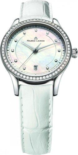 Maurice Lacroix Les Classiques LC1026-SD501-170 Wristwatch for women with genuine diamonds