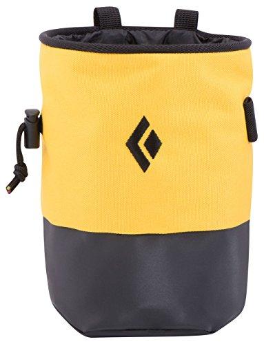 [Black Diamond Mojo Zip Chalk Bag - Flash Medium/Large] (Large Chalk Bag)