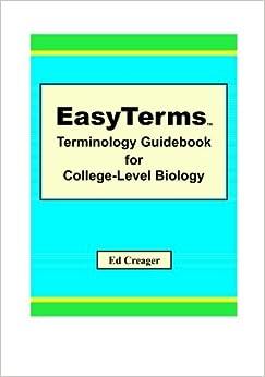 Descargar Mejortorrent Easyterms Terminology Guidebook For College-level Biology Epub Torrent