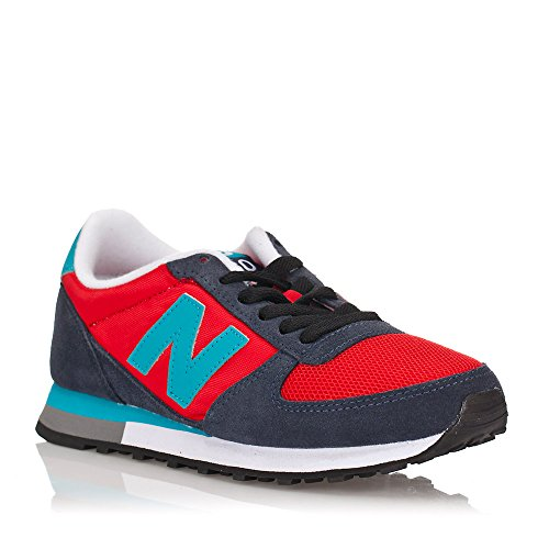 New Balance 70s Running 430, Sneakers Basses Mixte Adulte Rojo