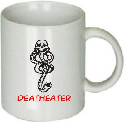 Deatheater Dark Mark Mug – Harry Potter