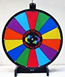 Dry Erase Spinning Prize Wheel
