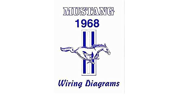 [TBQL_4184]  Amazon.com: 1968 FORD MUSTANG Wiring Diagrams Schematics: Automotive | Light Switch Wiring Diagram 1968 Mustang |  | Amazon.com