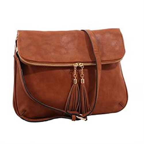 Purse Carry Tan Daisy Concealed Carry Messanger Bag Lock Concealed UTSycPwq
