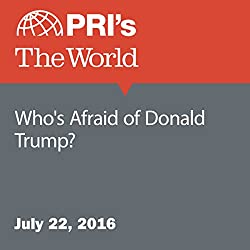 Who's Afraid of Donald Trump?