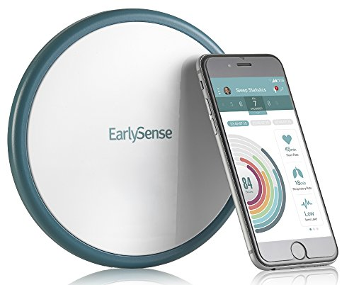 EarlySense Live – The Health Monitor You Don't Have To Wear – contact-free, sleep tracker, health monitor, real-time alerts