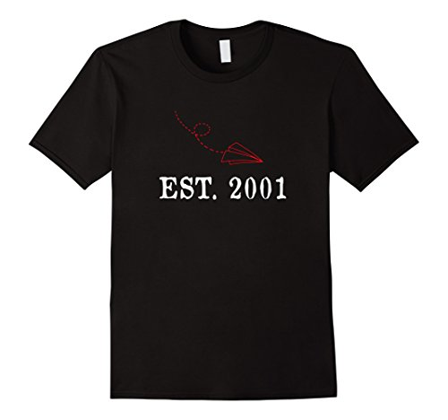 Mens 17th Birthday Shirt Cute BDay Gifts Present For Him For Her XL Black