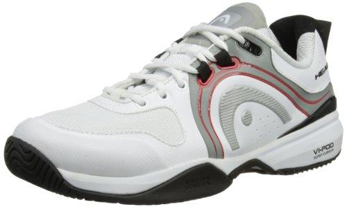Tête Chaussures Pour Hommes Cruze De Tennis Pro M Whbr Blanc / Noir / Rouge