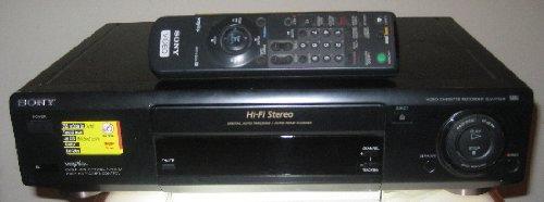 Sony SLV-788HF 4 Head VCR Stereo
