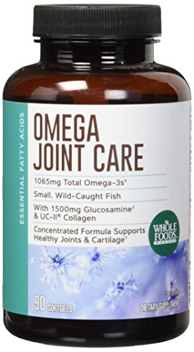 Whole Foods Market, Omega Joint Care, 90 ct