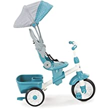 Little Tikes Perfect Fit 4-in-1 Trike, Teal