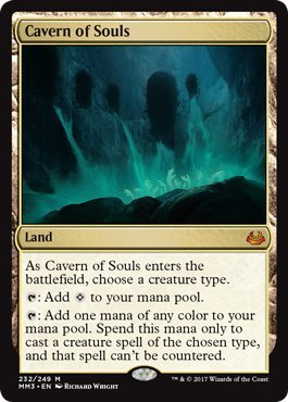 Cavern of Souls - Modern Masters 2017 by Wizards of the Coast