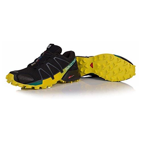 Running Speedcross Scarpe 4 Da Trail Black Uomo Salomon nBg1AHqn
