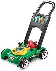 Little Tikes Gas 'n Go Maaier - Realistische Grasmaaier - Tuingereedschap voor Kinderen met Mechanische Geluiden, Beweegbare Gashendel en Benzinetank. Vanaf 18 Maanden