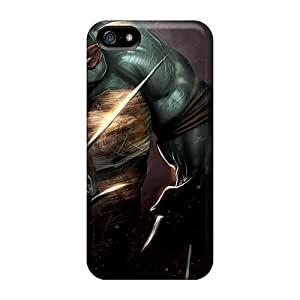 diy zhengAwesome Mikey In Teenage Mutant Ninja Turtles Flip Case With Fashion Design For iPhone 6 Plus Case 5.5 Inch //