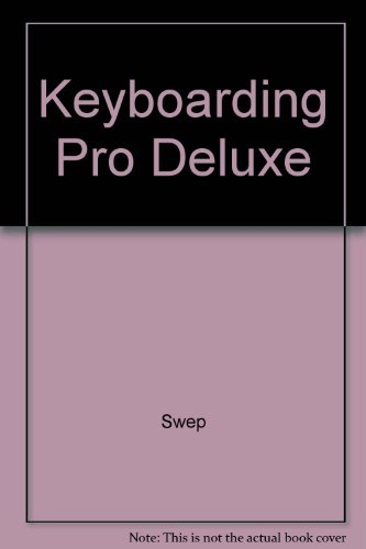 Keyboarding Pro DELUXE Online 2010 Printed Access Card (College Keyboarding Access Code)