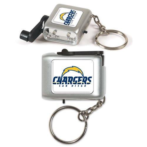 San Diego Chargers Taschenlampe Schlüsselanhänger