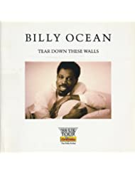 Billy Ocean & Basia 1988 UK Tour Concert Program Book Programme