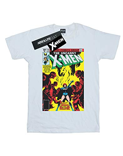 men Homme shirt Queen Phoenix bianca X Marvel Black T T6fSqFS