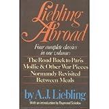 Liebling Abroad, A. J. Liebling, 0872236439