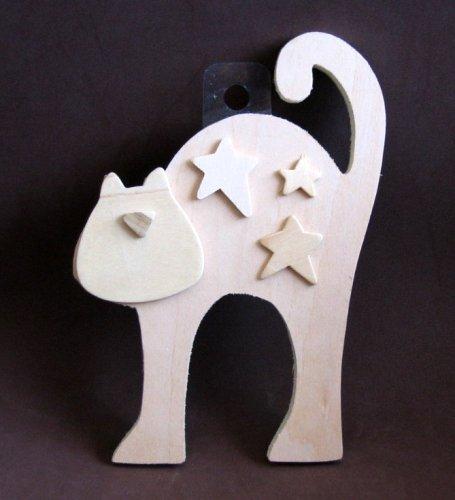 (Provo Craft Wood Chunky Layered Halloween)