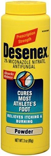 Desenex Antifungal Powder, 2 Count by Desenex
