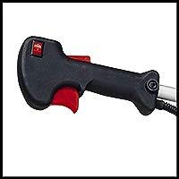 Einhell GC-BC 43 I AS - Desbrozadora de gasolina 1300 W (ancho de corte de 45 cm hilo doble, cuchillo de ancho de corte de 25,5 cm, cuchillo de 3 ...
