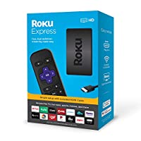 Deals on Roku Express HD Streaming Media Player 2019