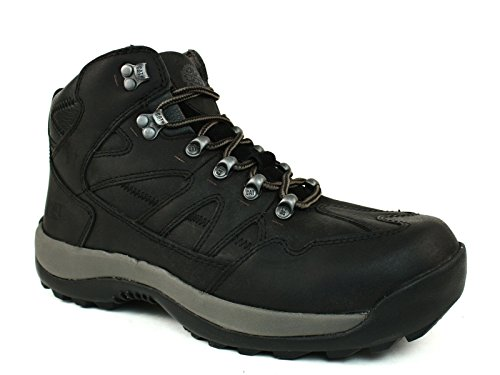 Caterpillar Men's Rebar MR Work Boot,Black/Pepper,11.5 W US