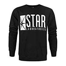 Flash TV STAR Laboratories Men's Sweatshirt
