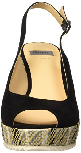 BATA 7696522, Zapatos de Tacón para Mujer Negro (Nero)