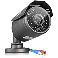 ANNKE HD-AHD 960P 1.3MP Video Security Camera with IP66 Weatherproof Metal Housing and Long-Range IR Night Vision LEDs