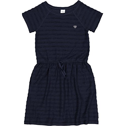 Striped Drop Waist Dress - 2