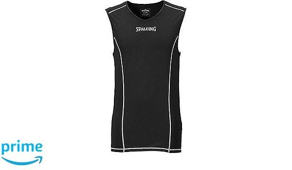 Spalding 300205501 Camiseta de Tirantes de compresión Baloncesto para niño: Amazon.es: Deportes y aire libre