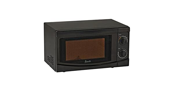 Amazon.com: Avanti Avanti Dial giratorio mo7082mb 700-watt ...