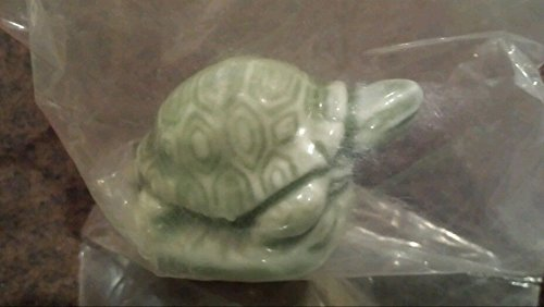 2006 Turtle - Turtle - Red Rose Tea Wade Figurine, Pet Shop Series 2006-2008