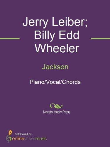 Jackson Kindle Edition By Billy Edd Wheeler Jerry Leiber Johnny