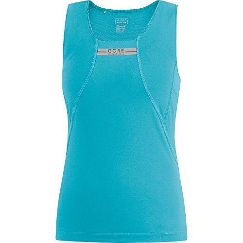 Singlet Corsa Scuba Traspirante Air Lady Ilairl Blu Selected Donna Wear Tank Fabrics Running Gore Top blu IP4a4q