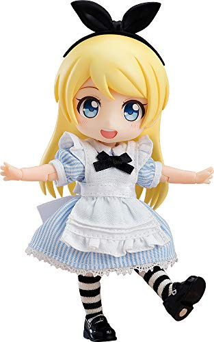 Good Smile AUG188411 Nendoroid Doll: Alice Action Figure, Multi-Color from Good Smile