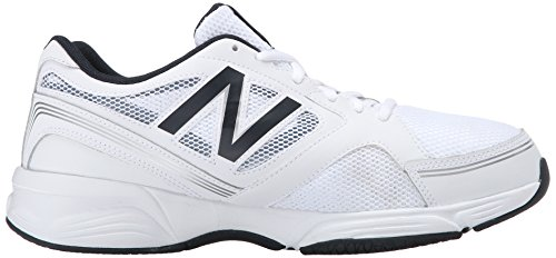New Balance Heren Mx417gg4 Trainingsschoen Wit / Marine